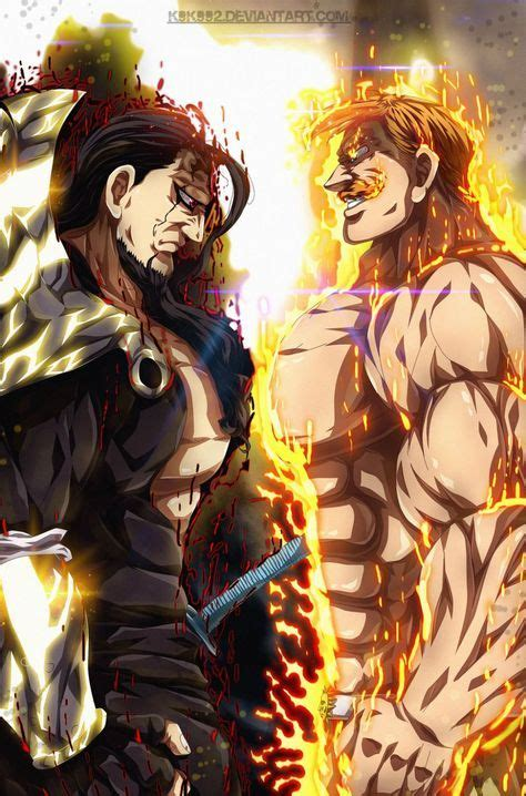 pin  taufik id  nnt demon king anime  deadly
