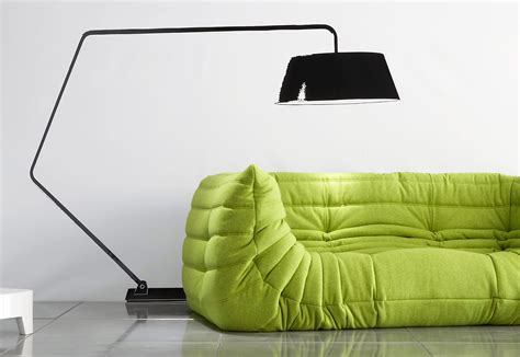 ligne roset togo sofa with armrests by ligne roset stylepark