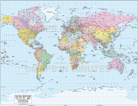 the whole world map whole world map info