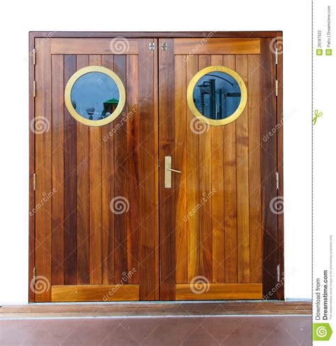 Doors Ship by Door On The Ship Stock Photo Image Of Bolt 26187522