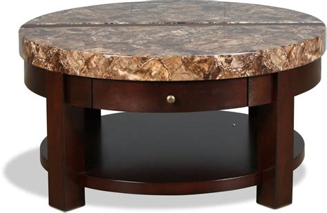 marble lift top coffee table cabo lift top coffee table brown cherry with faux marble