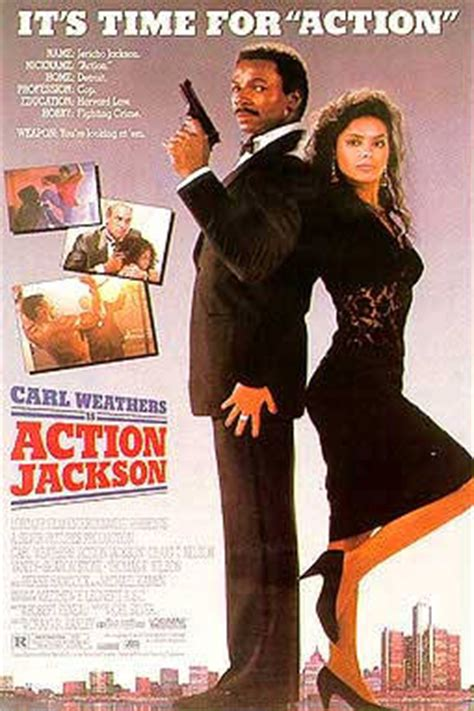biography of action jackson movie action jackson unsigned movie poster autographed poster