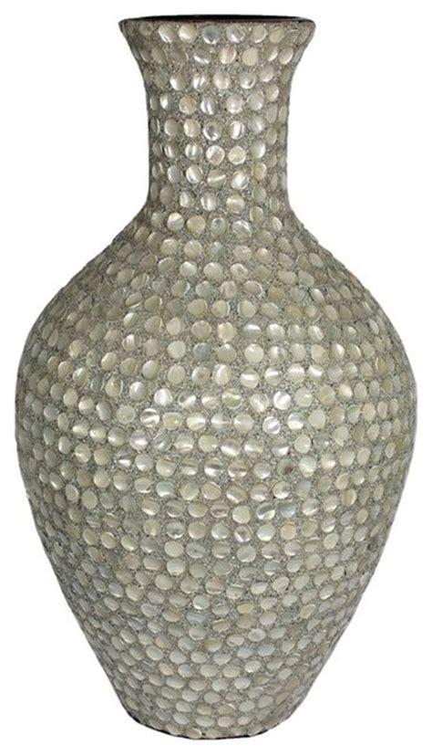 Pearl For Vases by Of Pearl Encrusted Vase Sku En30638 Vases By