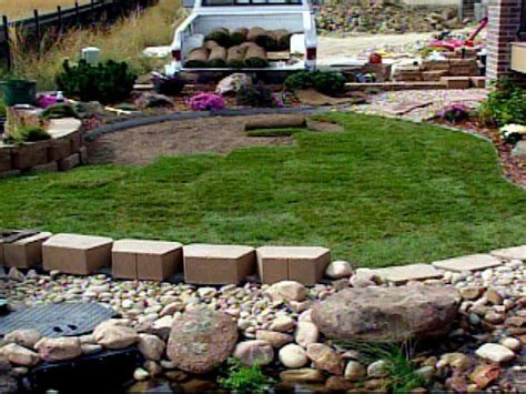 backyard features how to build a backyard water feature how tos diy