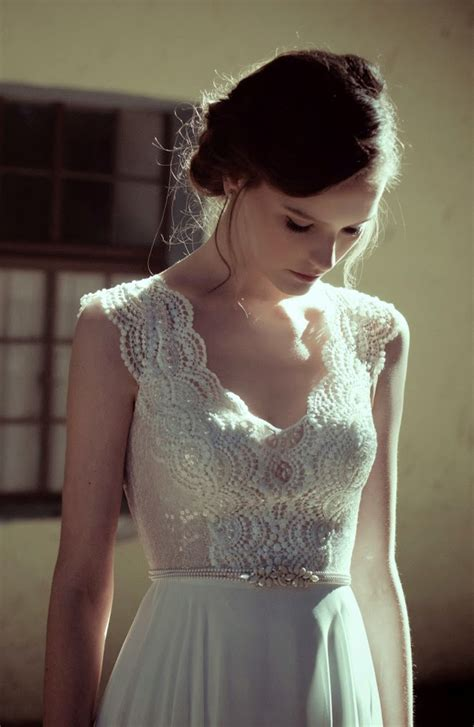Wedding Dresses by Flora Bridal 2014   Belle The Magazine