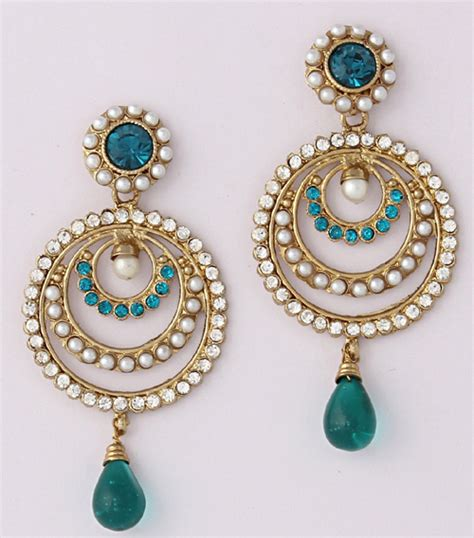 earings desing latest indian earrings designs collection shanila s corner