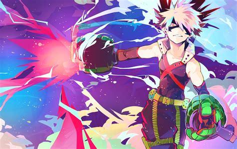 cool my cool katsuki bakugou boku no hero academia wallpaper