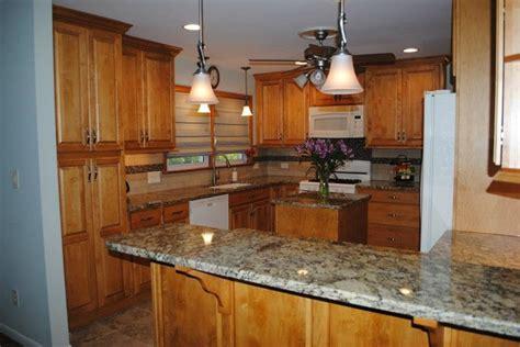 metro cabinets granite maple butterscotch cabinets venetian gold granite