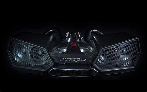 Lamborghini Esavox by Ixoost Esavox ลำโพงซ เปอร สปอร ตจาก Lamborghini