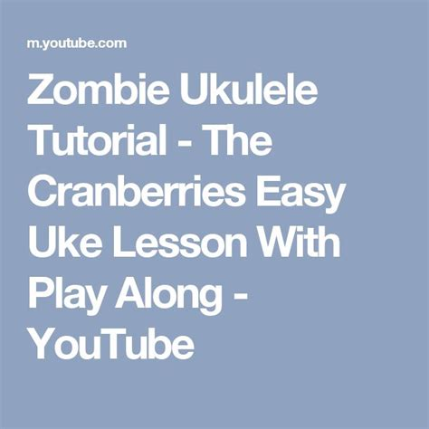 tutorial zombie the cranberries 25 best ideas about the cranberries zombie on pinterest