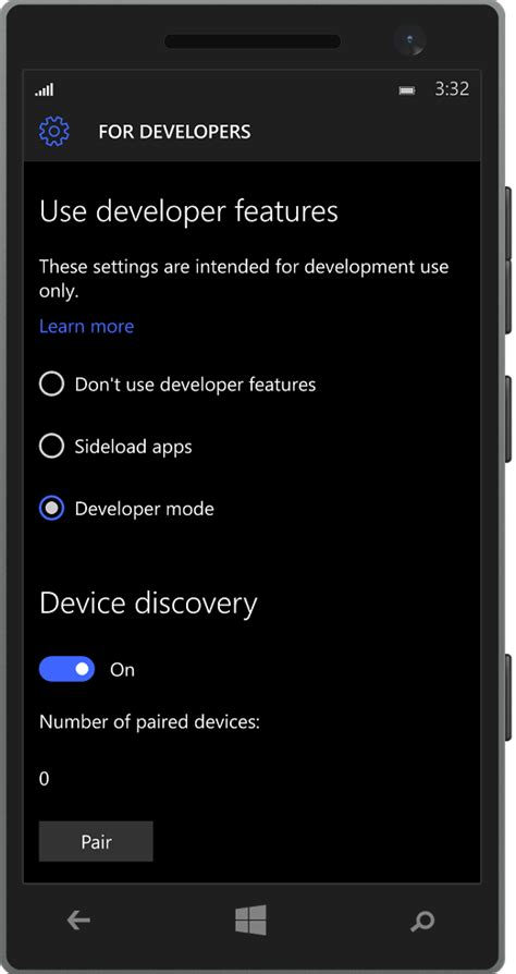Windows 10 Mobile Development Tutorial | tutorial installing android apps on windows 10 mobile