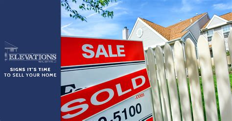 Top 5 Signs That Its Time To Call It Quits by Sell My House Fort Collins Signs It S Time To Sell Your Home