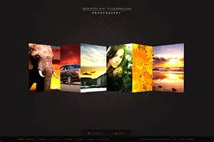 Template Photo Gallery by Awesome 3d Flash Website Templates Entheos