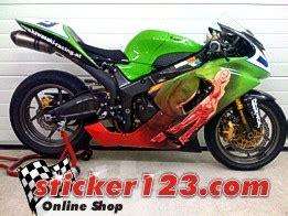 Motorrad Verkleidung Mit Folie Bekleben by Sticker123