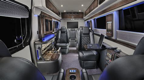 luxury mercedes van custom sprinter vans luxury conversion vans sprinter