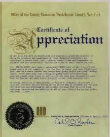 certificate of appreciation word 2003
