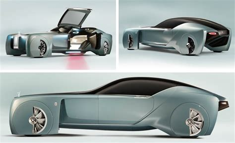 rolls royce concept car interior rolls royce 103ex concept photos and info car and