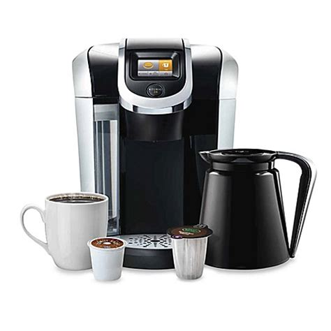 Keurig Coffee Maker keurig 174 2 0 k450 coffee brewing system bed bath beyond