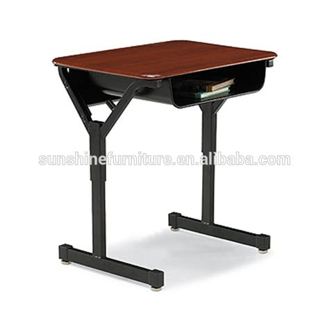 Wholesale Modern Cheap School Furniture Children Adult Modern School Desks