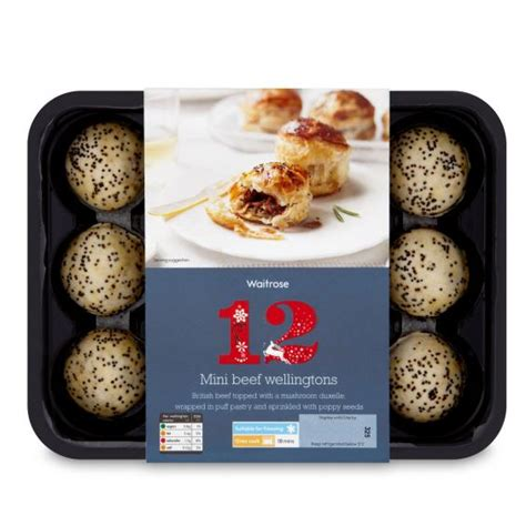 waitrose new year food 14 best canap 233 s for new year s the independent