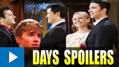 day spoiler days of our lives spoilers will s return shocker cra