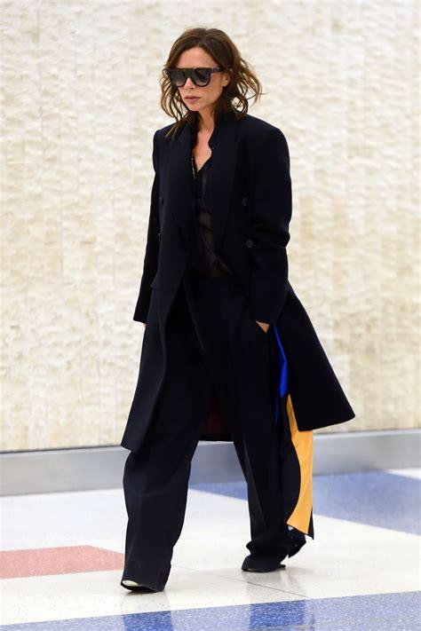 New Victotia Beckham Sesilia beckham at jfk airport in new york 03 13 2017