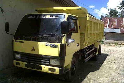 Dump Truck Ps Mitsubishi dijual mobil bekas pekanbaru mitsubishi dump truck 2003