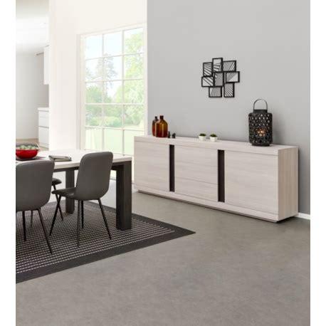 Bufet Tv Polos buffet contemporain polo ch 234 ne blanc atout mobilier