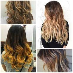 best hair colors trendy ombre hair colors for 2016 2017 best hair color