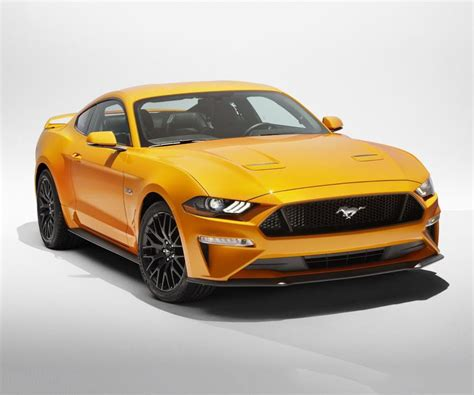 2018 Mustang Gt by 2018 Ford Mustang Gt Changes Specs Release Date Price