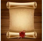 Creative Scroll Paper Background Vector Set 14