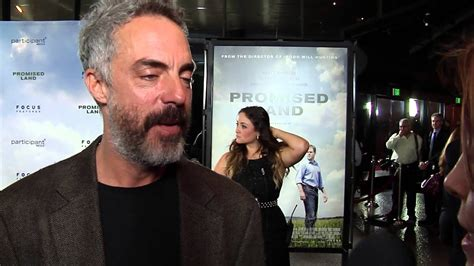 titus welliver interview sons of anarchy titus welliver promised land premiere interview youtube