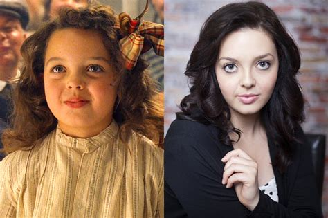 actress born in 1997 imdb see the cast of titanic then and now