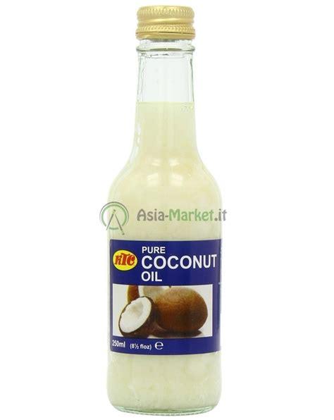 olio di cocco cucina olio di cocco ktc 250 ml 2 55 asia market it l