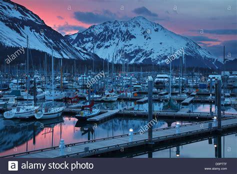 seward small boat harbor resurrection bay seward alaska - Seward Boat Harbor Seward Ak