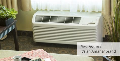 hotel room heating and cooling units amana ptac heating and air conditioning solutions
