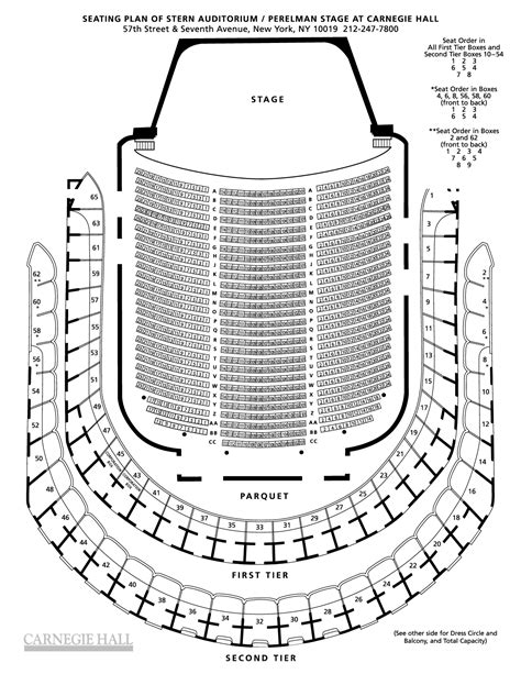 carnegie hall floor plan isaac stern carnegie hall seating chart theater