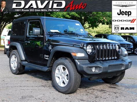 Jeep Unlimited 2020 by 2020 Jeep Wrangler Unlimited Sport S 4x4 Price 2019