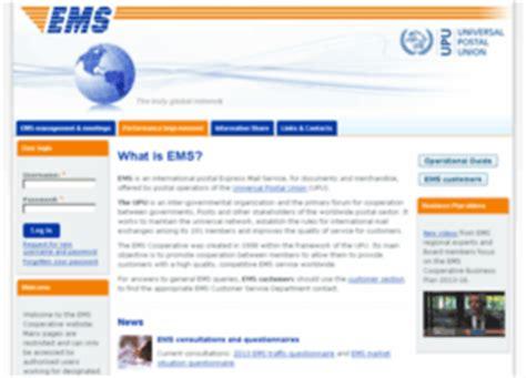 cek no resi fedex ems express tracking websites and posts on ems express