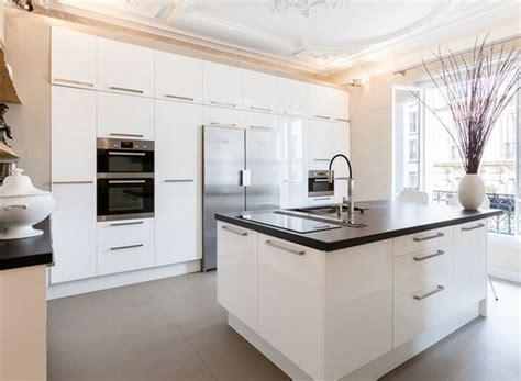 cuisine moderne avec ilot central cuisine avec 206 lot central modernes deco maison moderne