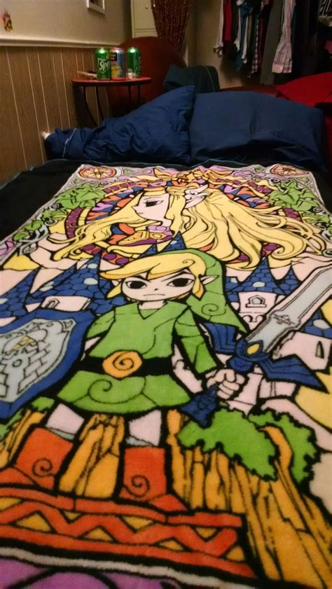 legend of zelda bed set thought you guys might appreciate my early christmas