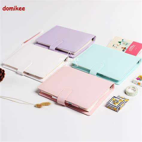 Binder A5 20ring A24 get cheap leather notebook binder aliexpress alibaba