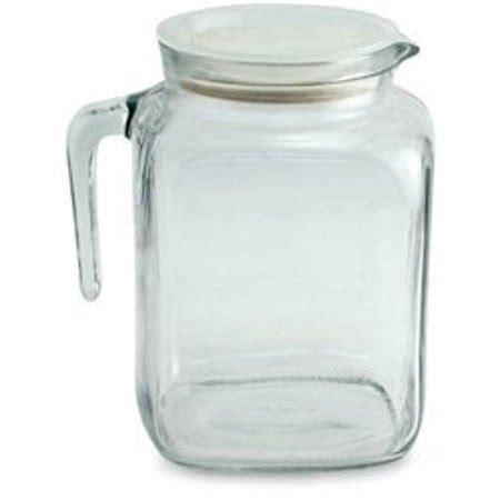bormioli frigoverre jug with hermetic lid 68 ounces