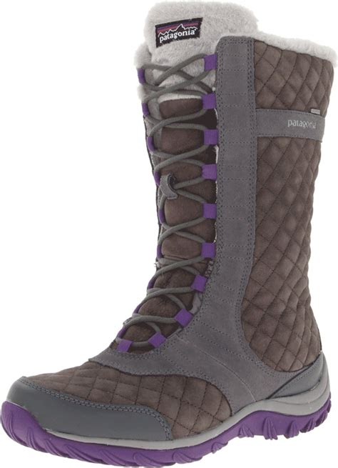 patagonia wintertide high waterproof snow boot