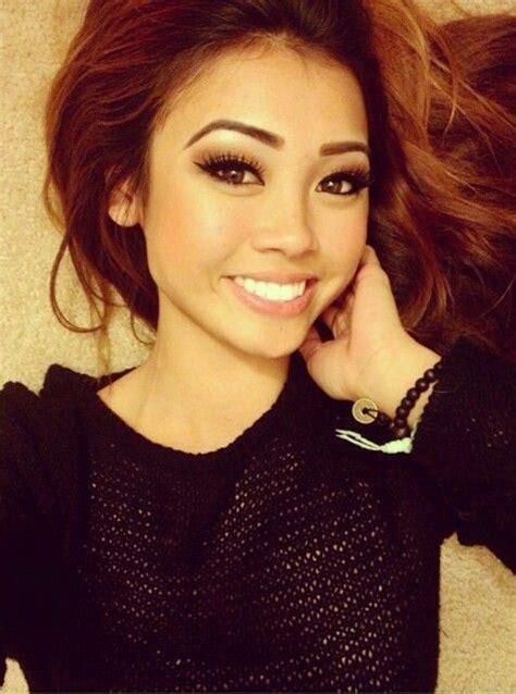 mixedrace model chanel huong thuy asian girl pinterest blasian blasians pinterest beautiful grace o