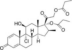 Betamethasone Dipropionate Also Search For List Of Corticosteroid Esters
