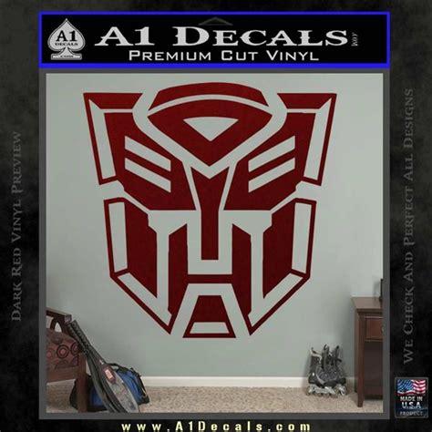 Sticker Stiker Transformer 3 transformer autobots 3d decal sticker 187 a1 decals
