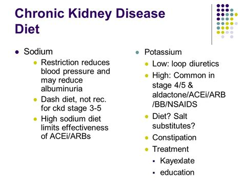 kidney disease diet nutrition guidelines renal disease nutrition ftempo