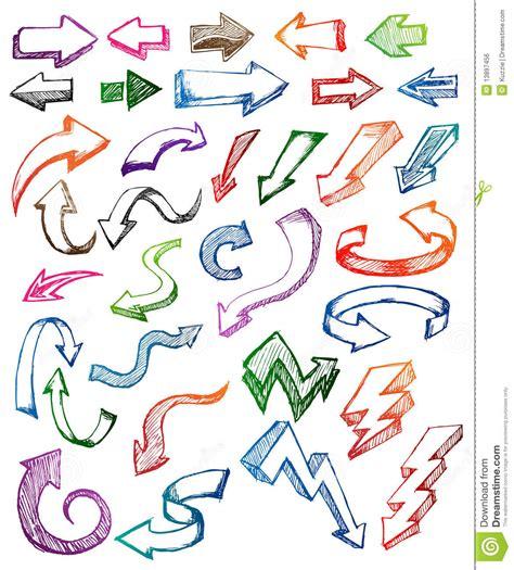 doodle arrows free vector doodle arrow clip bbcpersian7 collections