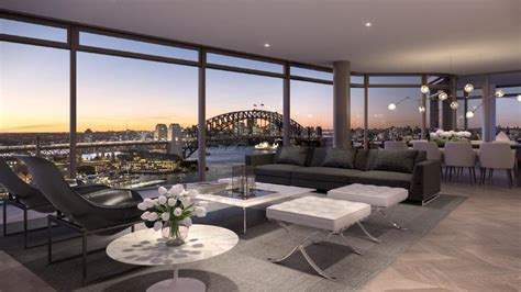 penthouse appartment opera residences at bennelong point sydney off the plan